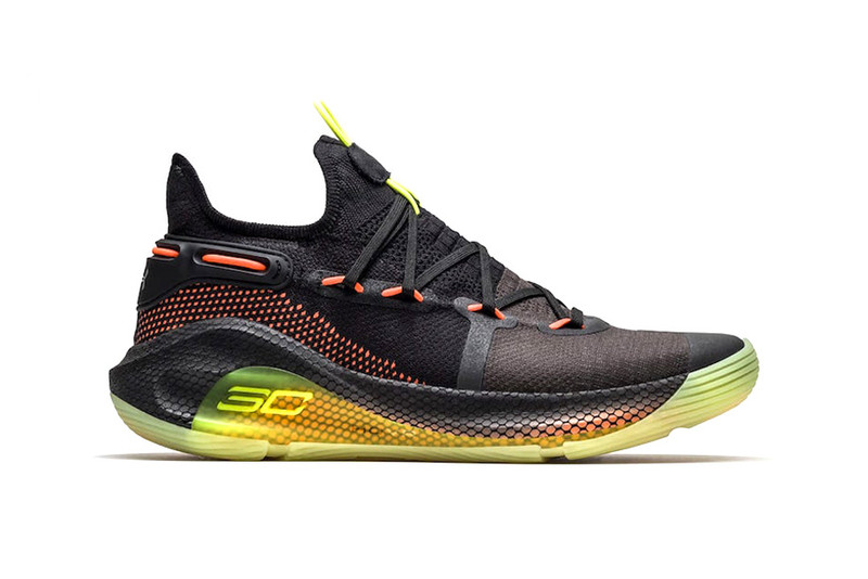 d7128b0c6d59 Sportswear brand Under Armour has revealed the first official look at Stephen  Curry s new signature sneaker
