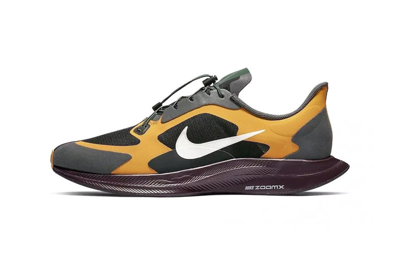 Undercover Gyakusou Nike Zoom Pegasus Turbo Preview Collaboration Kicks Shoes 2019 Spring Summer Jun Takahashi green yellow