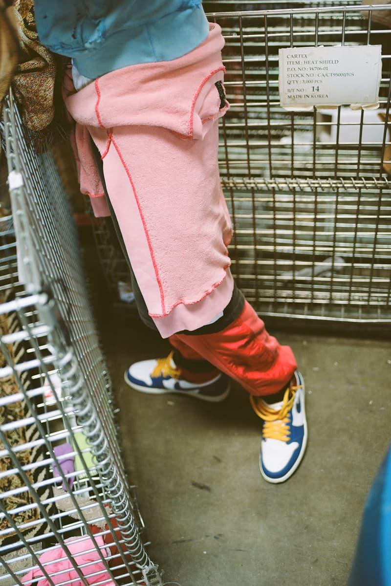 huge selection of 3e923 23cb5 Union LA x Jordan Brand x Saint Luis Collection | HYPEBEAST