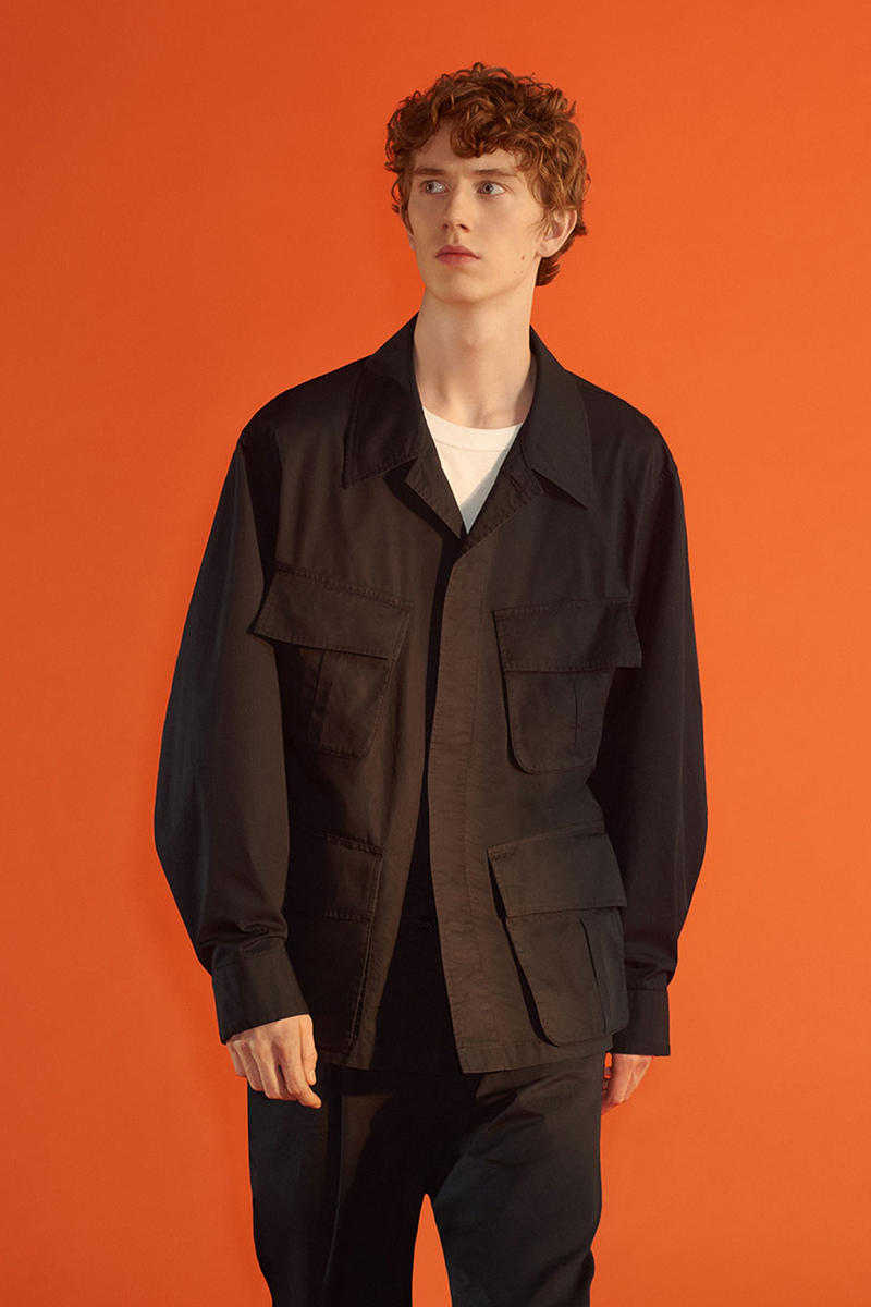 Uniqlo U by Lemaire Spring Summer 2019 Lookbook christophe collection release capsule
