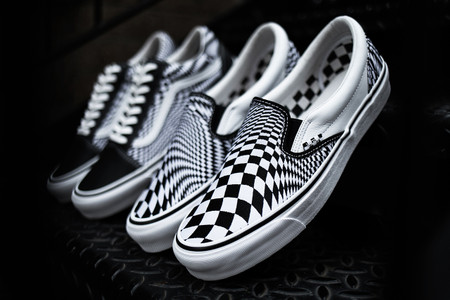 "A Closer Look at the END. x Vans ""Vertigo"" Pack"