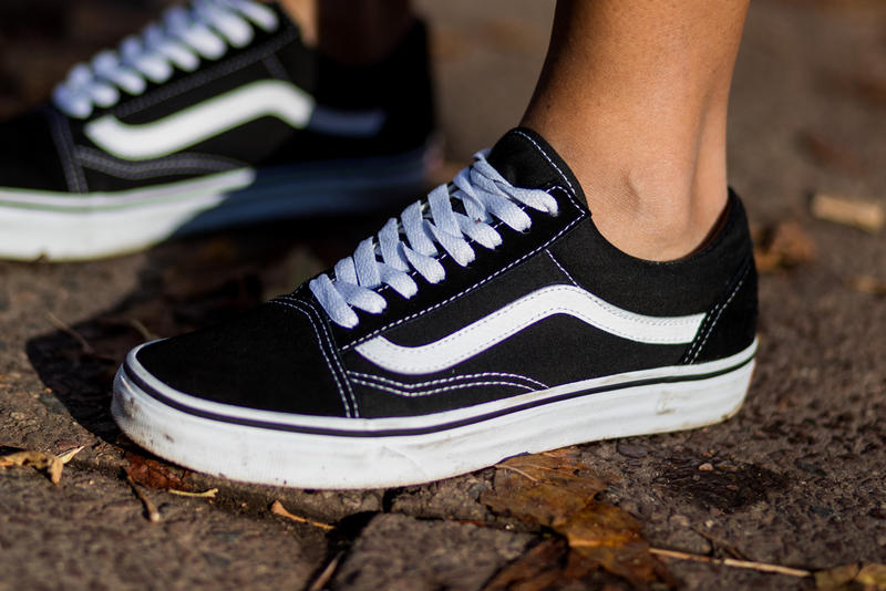 88eb93e93f00 Vans Sues Target Over Old Skool Knockoff. For mimicking its signature jazz  stripe and more.