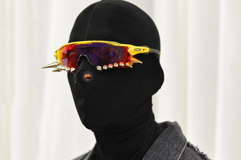 Vetements' Spiked Oakley Sunglasses Pre-Order spring summer 2019 Demna Gvasalia accessories
