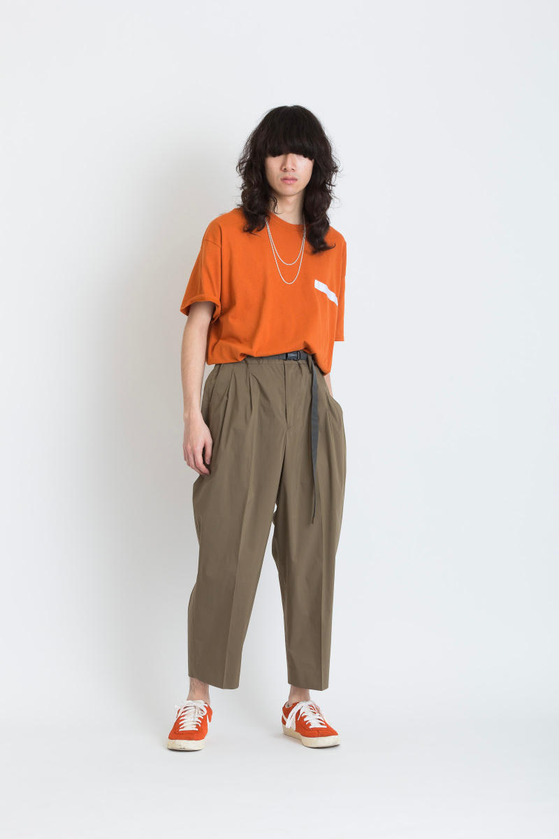 VICTIM Unveils a Coordinated SS19 Collection