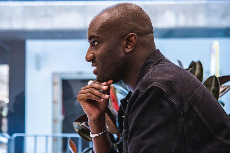 Virgil Abloh on Louis Vuitton's Next Collection Michael Jackson Young Thug interview magazine