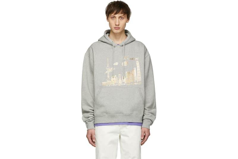 Wonders SSENSE Exclusive Hoodies Info Davidson hoodies outerwear sweaters ssense clothing shanghai hong kong Canada