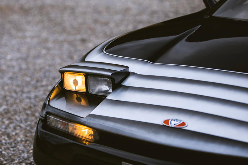 1994 Venturi 400 GT Trophy Coupe images look black exterior Claude Poiraud Gérard Godfroy French France supercar car automotive twin-turbo v6 181 mph