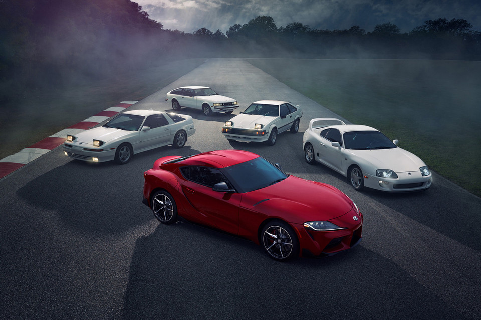 2020 Toyota Supra Official Photos And Specs Hypebeast