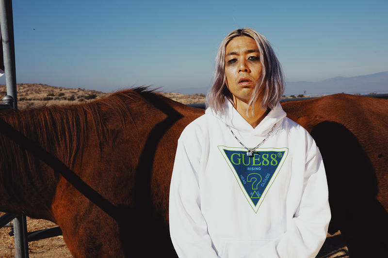 88rising guess jeans collaboration restock drop release date info january 25 2019 hbx store buy