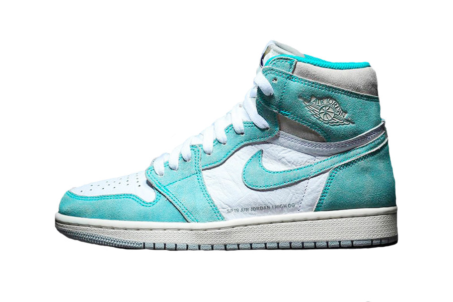 "coupe classique 2109b fe482 Air Jordan 1 Retro High OG ""Turbo Green"""