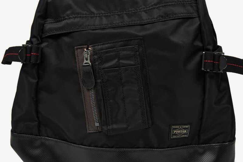 Buzz Rickson x Porter Yoshida MA-1 Backpack