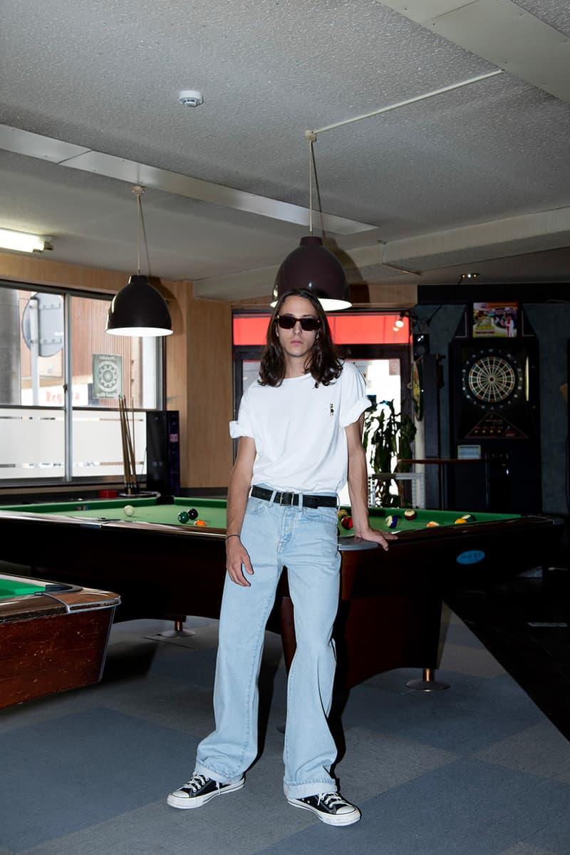 DAIRIKU Spring Summer 2019 Lookbook Collection a grow up japan style