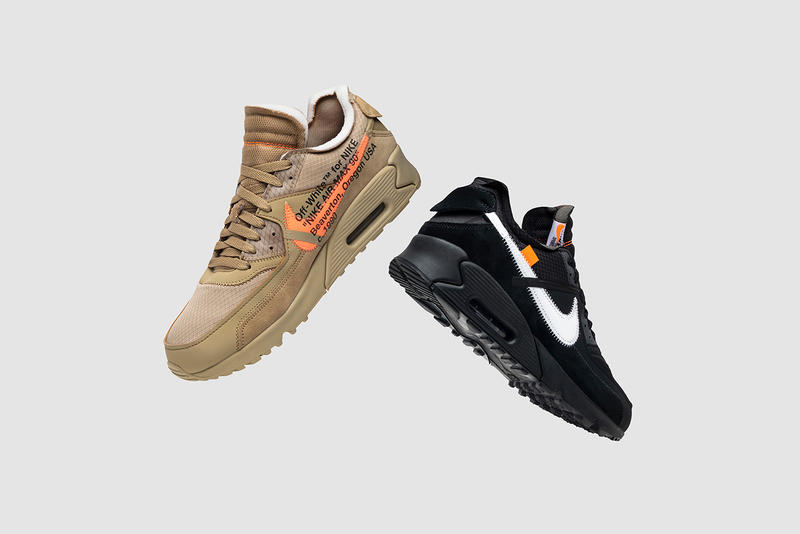 9c062ee73b4d0 GOAT Looks Back at Off-White's Nike Collabs virgil abloh ten sneakers  basketball running sports
