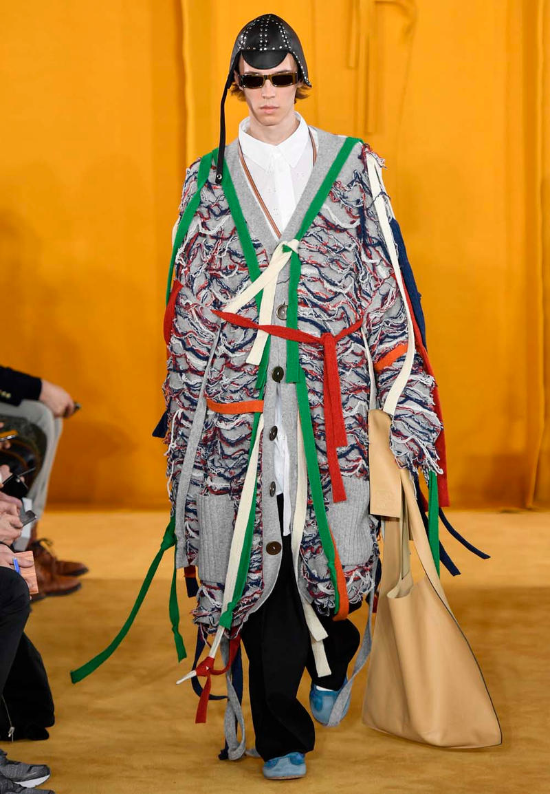 LOEWE Fall Winter 2019 Paris Fashion Week