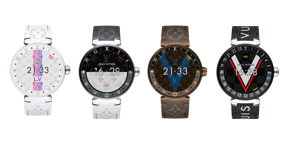 864cfeb84b67 Louis Vuitton 2nd Gen Tambour Horizon Smartwatch