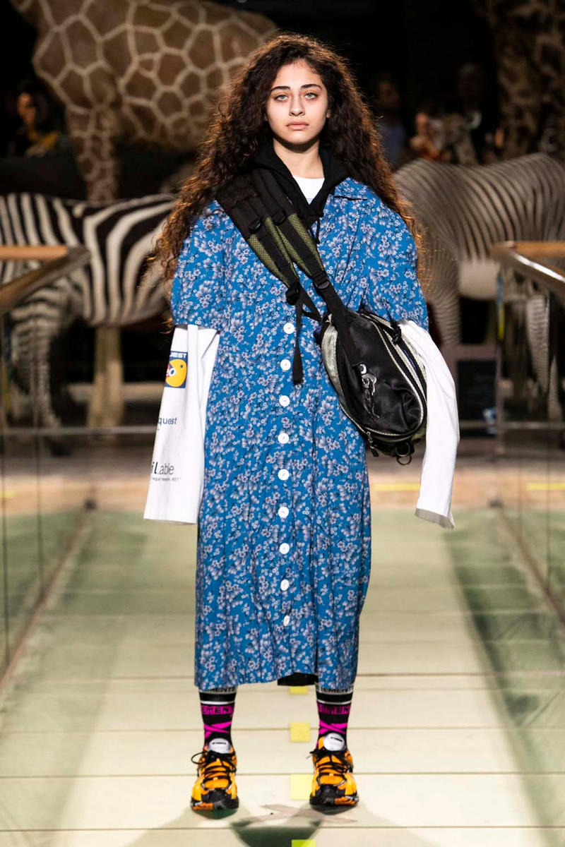 Vetements Fall Winter 2019 Collection Runway paris fashion week mens womens demna gvasalia