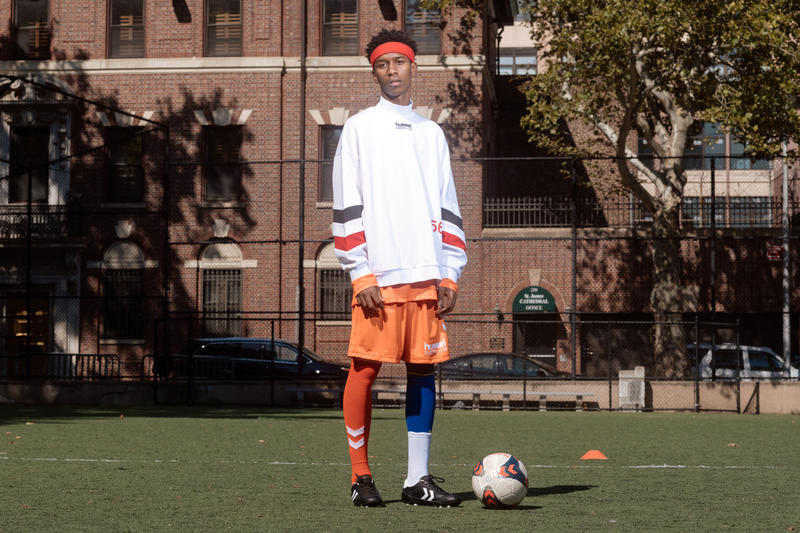 WILLY CHAVARRIA x hummel spring summer 2019 collaboration lookbook release
