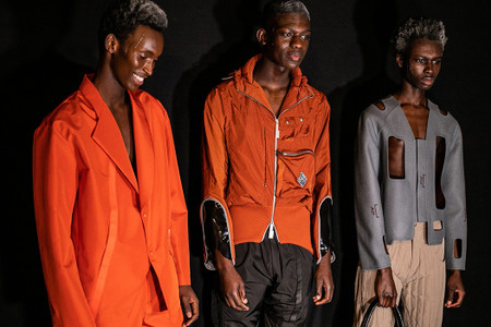 UPDATE: A-COLD-WALL*'s FW19 Collection Fuses Art With Fashion