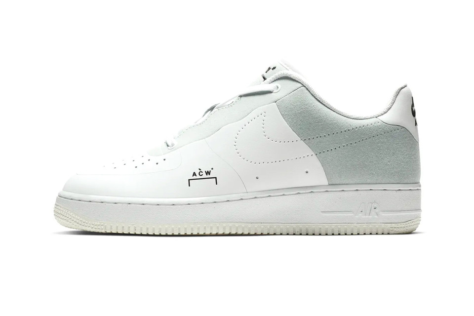 c3db96a1002b A-COLD-WALL  x Nike Air Force 1 Re-Release