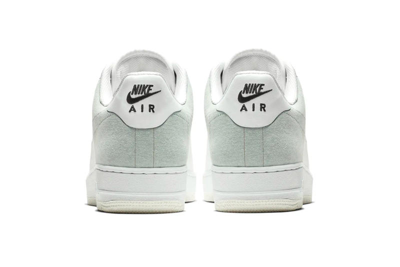 A-COLD-WALL* Nike Air Force 1 Re Release Samuel Ross White Light Grey Black Dark Grey