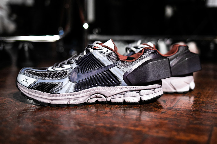 low priced 806a2 35b04 A Closer Look at A-COLD-WALL  s New Nike Zoom Vomero