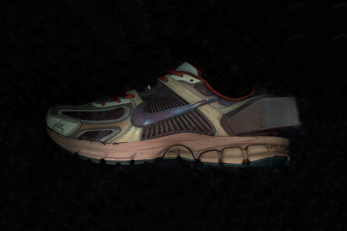 A-COLD-WALL* x Nike Zoom Vomero +5 New