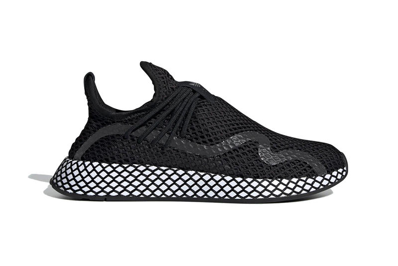 adidas deerupt s white black 2019 february footwear