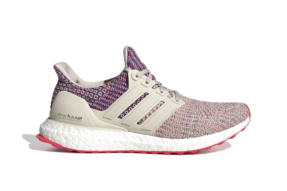 2129d517799 adidas UltraBOOST 4.0 Multi-Colored Makeover