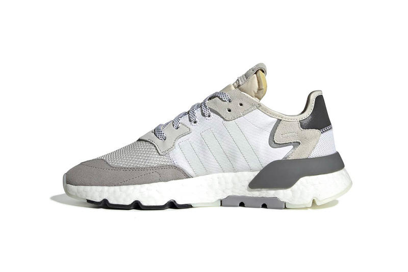 adidas nite jogger sneaker neutral colorway release date