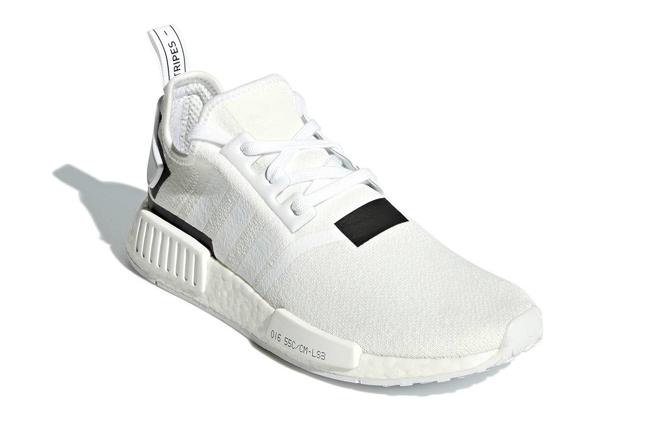 adidas NMD R1 With Black and White