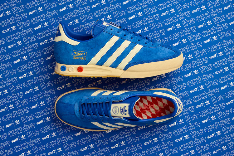 online store d8f71 dc221 adidas Originals   size  Partner on Bavarian-Inspired Super Kegler