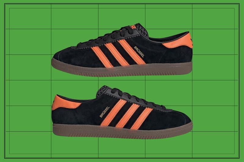 c1039a3162c7 Adidas Originals Drops Release Date Terrace Culture Brussels OG 1970s  European City Series Size
