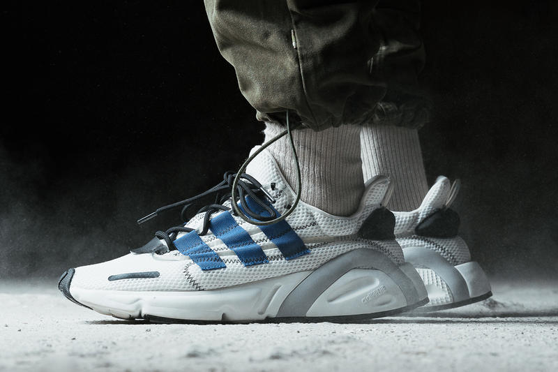 adidas originals lexicon sneaker runner colorway on foot january 2019 release date info drop release closer photo