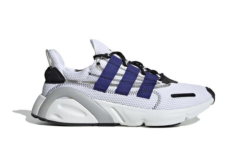 766665fdd adidas originals lxcon release date 2019 january footwear cloud white  active blue core black clear brown