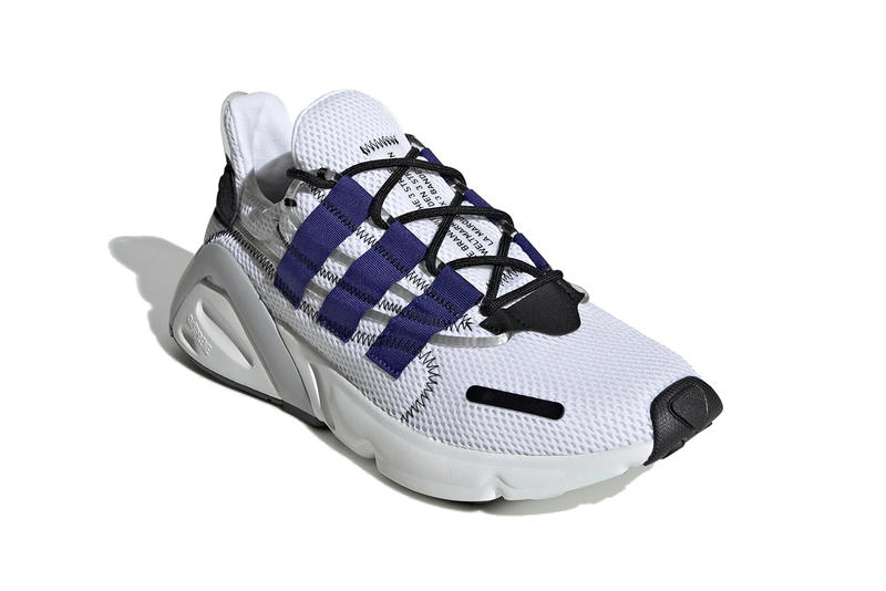 adidas originals lxcon release date 2019 january footwear cloud white active blue core black clear brown active purple shock red jonah hill