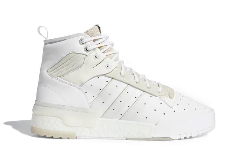 adidas originals rivalry rm 2019 february footwear boost sole unit midsole white black grey
