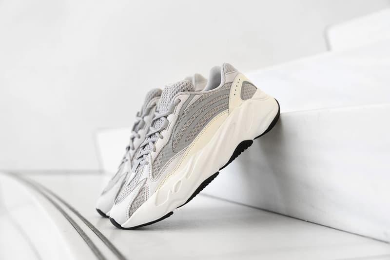 adidas YEEZY Sneaker Sales Growth Originals 'YEEZUS' Kanye West Boost 350 500 700