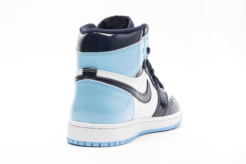 Air Jordan 1 Blue Chill Release Hypebeast