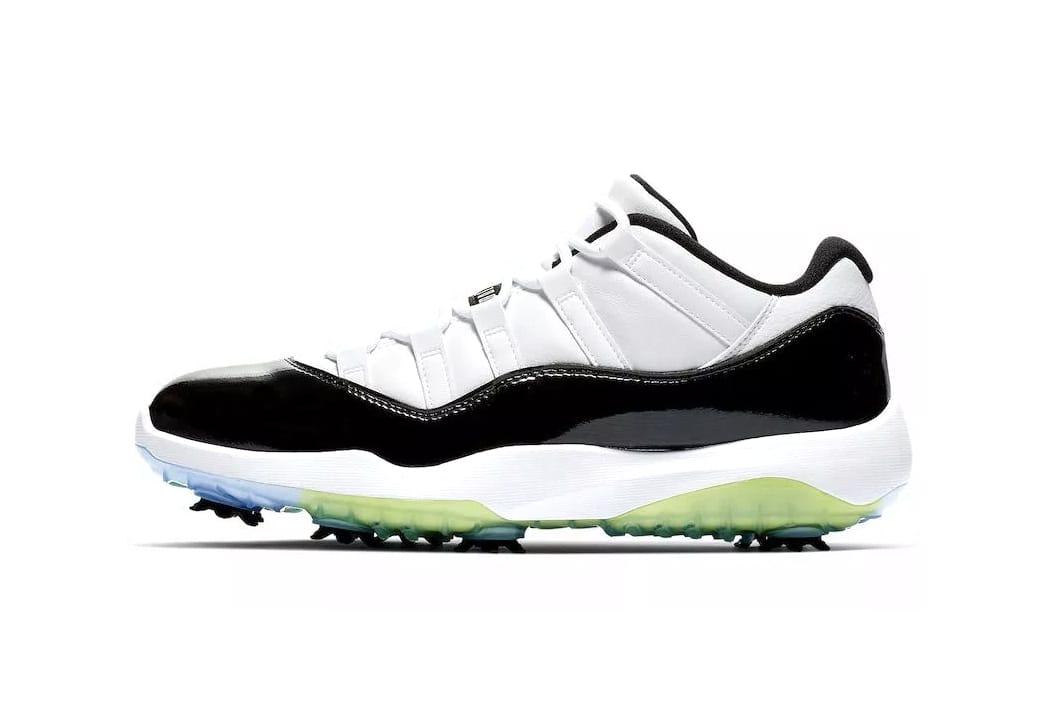 Air Jordan 11 Golf \