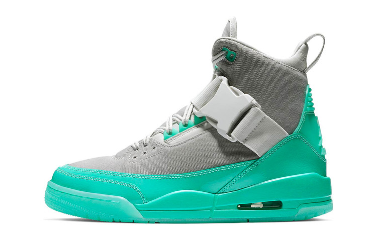 abc6d26c513045 The Air Jordan 3 Gets a Tropical Green Makeover