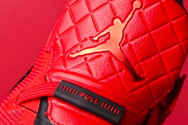 Air Jordan 33 Gets a Full Red Release nike jordan brand chinese new year