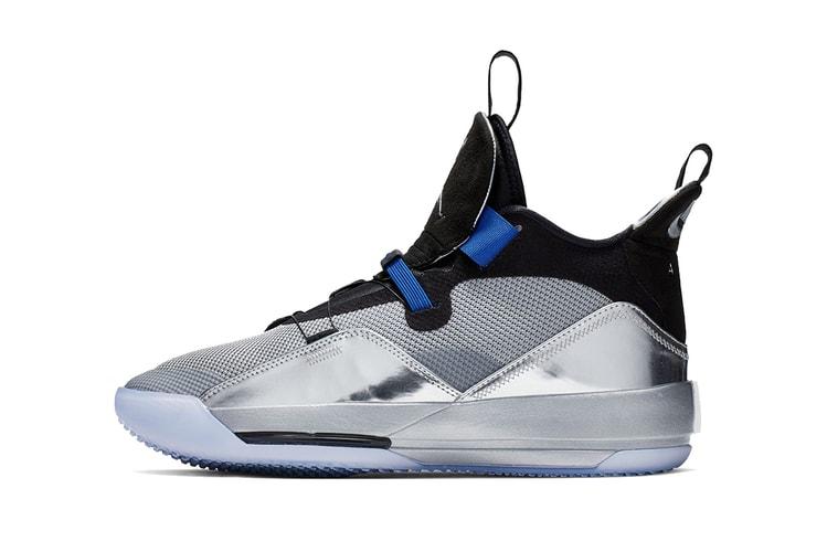 db6f6980aa7 Air Jordan 33 Shines in