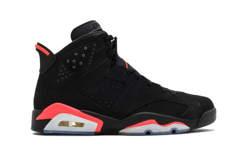 d265d2bf1 Air Jordan 6 Black Infrared 2019 Release 384664-060 all star weekend  charlotte north carolina