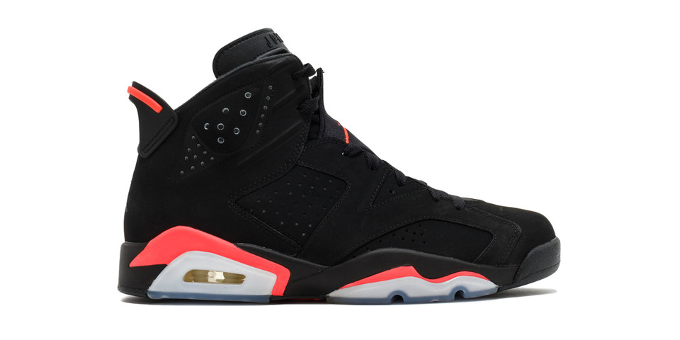 "The Air Jordan 6 ""Black/Infrared"" Will Release During All-Star Weekend"