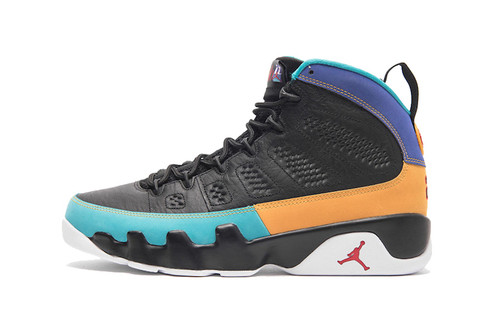 "The Air Jordan 9 ""Dream It, Do It"" Revives '90s Nike Graphics"