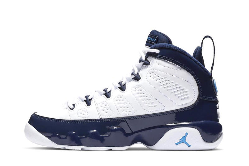 4c0d39efb0e Air Jordan 9 UNC Release Info all star weekend nba michael jordan shoe kicks  sneaker carolina