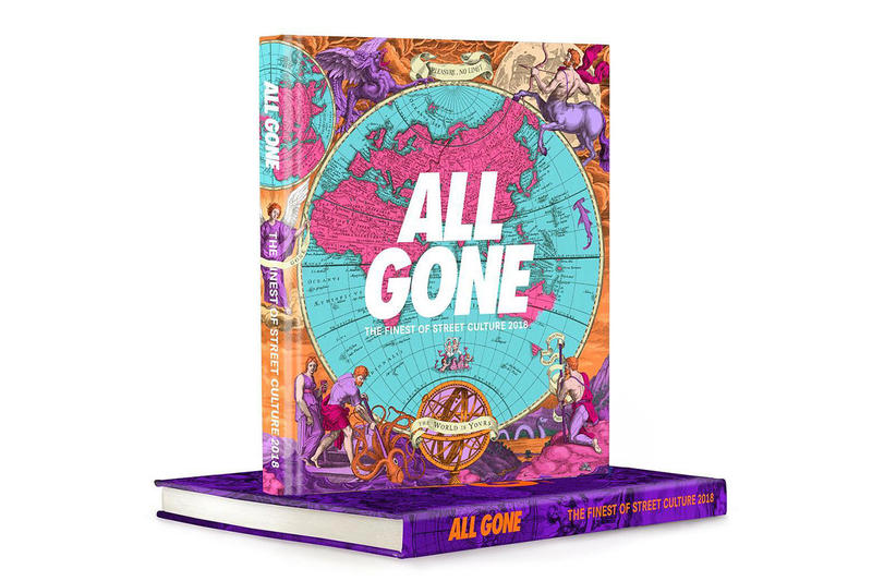 ALL GONE: The World Is Yovrs 2018 Book Release michael dupouy club 75 january 9 2019 pre order buy