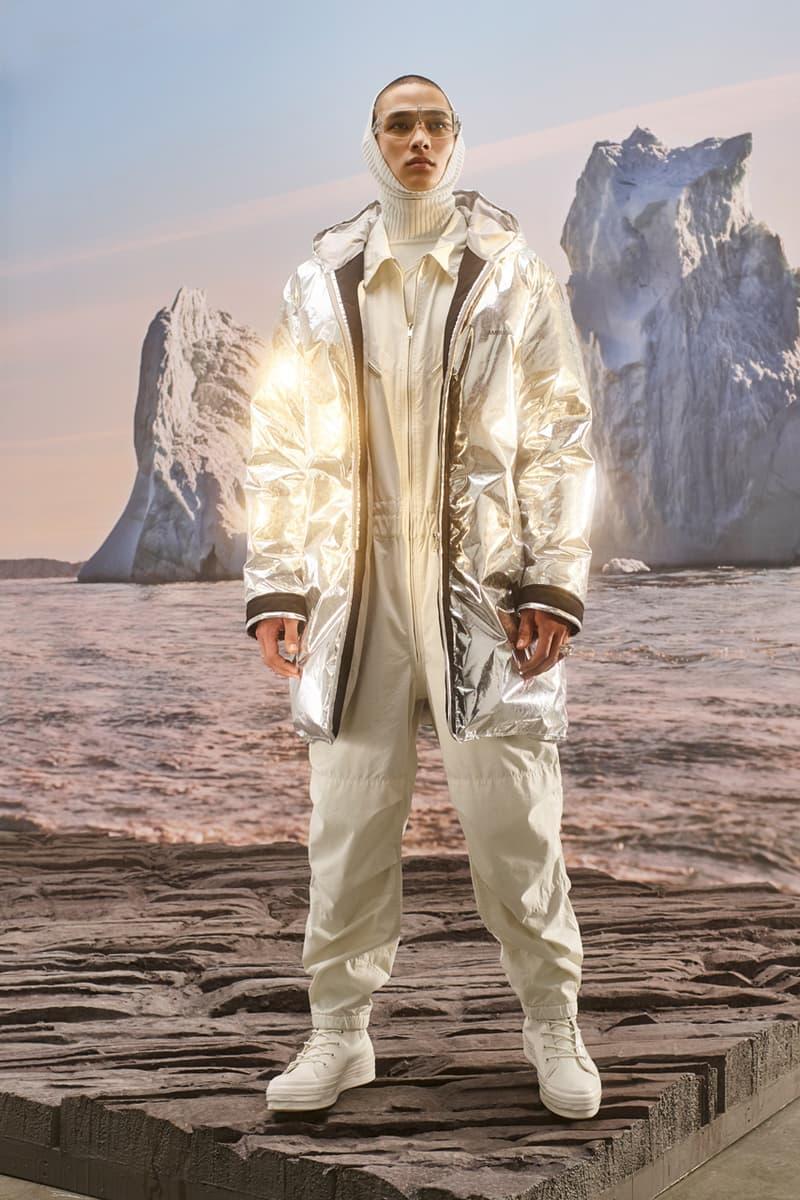 Ambush FW19 Lookbook info fashion the man who fell to earth david bowie yoon space lookbooks yoon paris space sci-fi movies