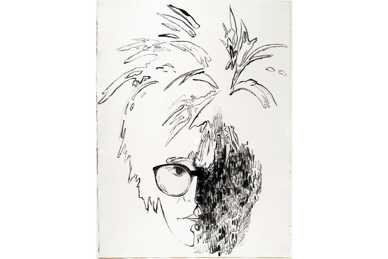 andy warhol drawings exhibition new york academy of art