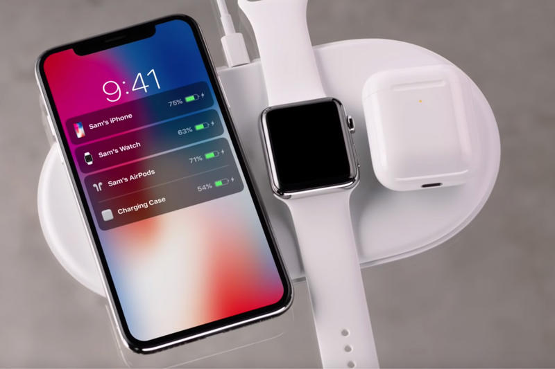 Apple AirPower Mat Charger Release Info Date Qi chargin